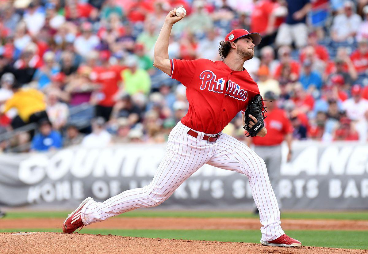 MLB: Spring Training-Boston Red Sox at Philadelphia Phillies