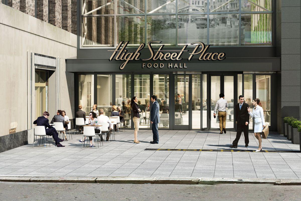 High Street Place Food Hall Vendor Lineup Eater Boston