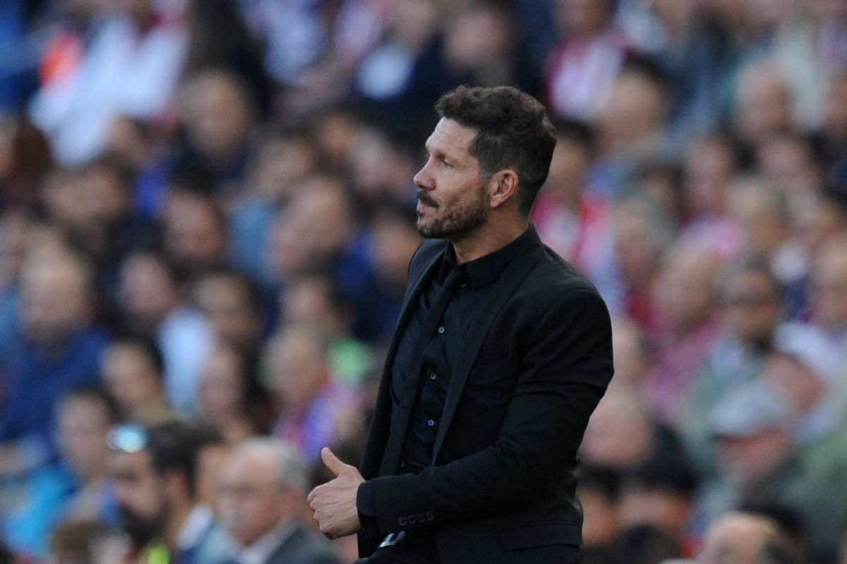 Club Atletico de Madrid v Malaga CF - La Liga