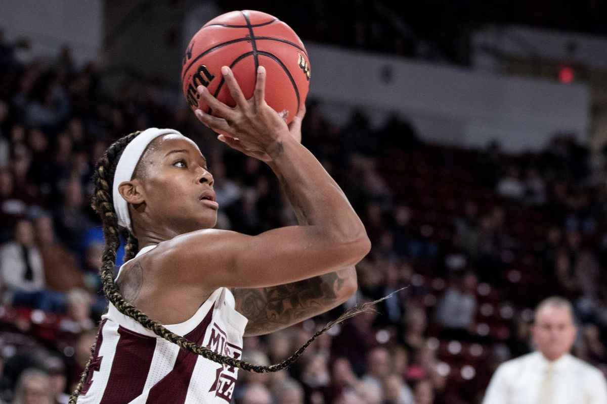 No. 10 Mississippi State at Jackson State Women's Basketball Preview