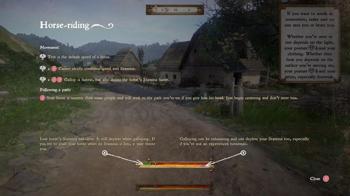 Kingdom Come: Deliverance guide: How to ride a horse - Polygon