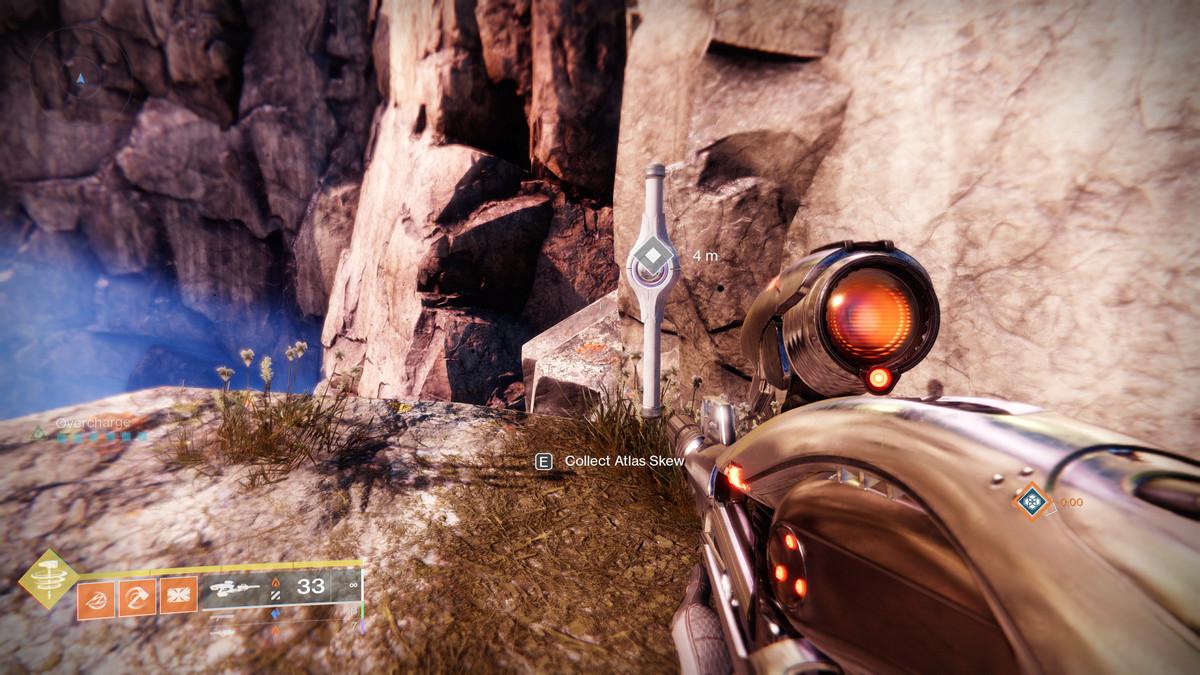 Divalian Mists cliff Atlas Skews