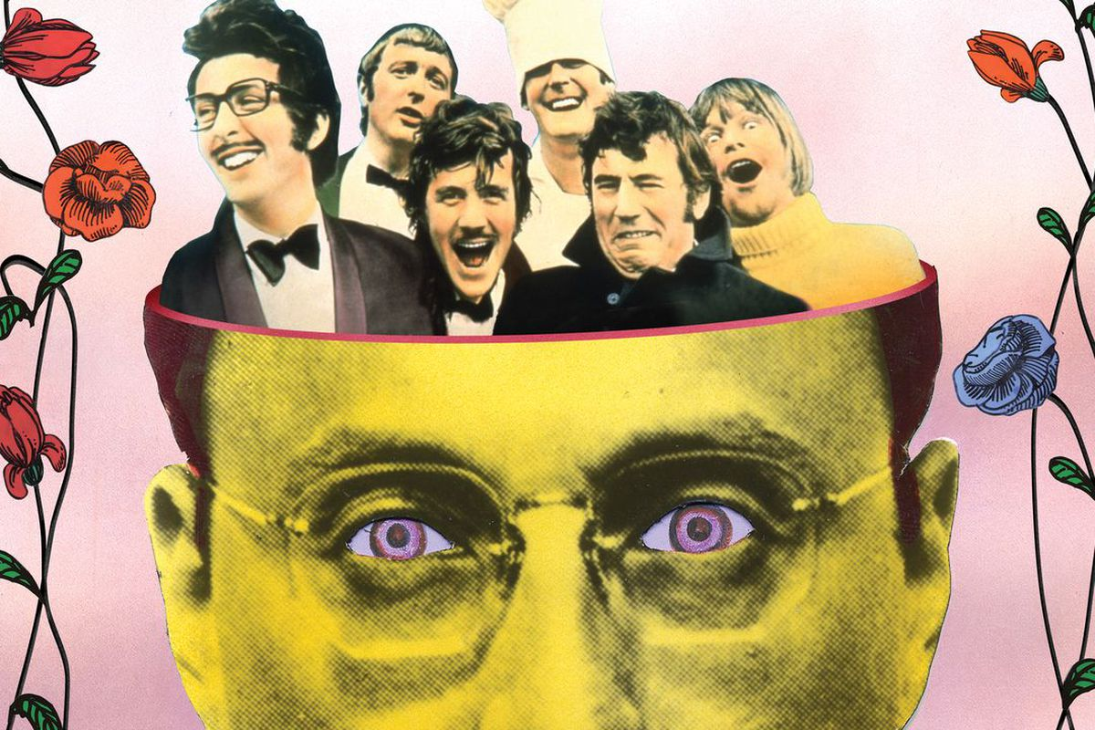 monty python's flying circus sketches