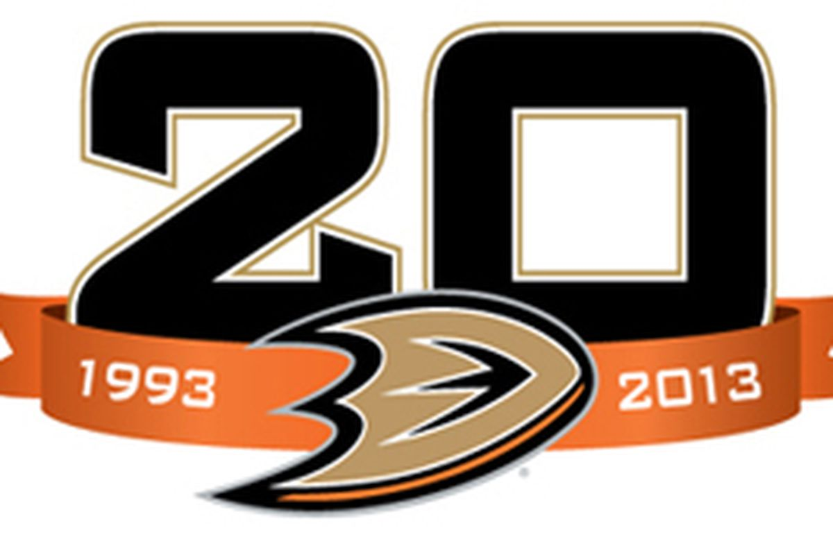 20th Anniversary logo unveiled at draft