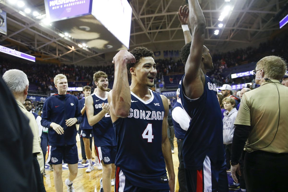 College Basketball Rankings Gonzaga Stays At No 1 The