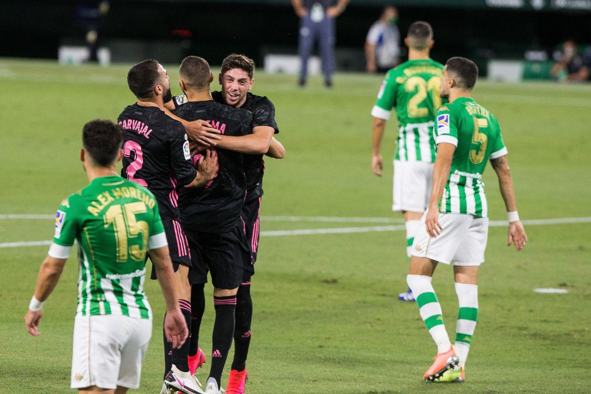Real Betis Balompie V Real Madrid - Liga Santander