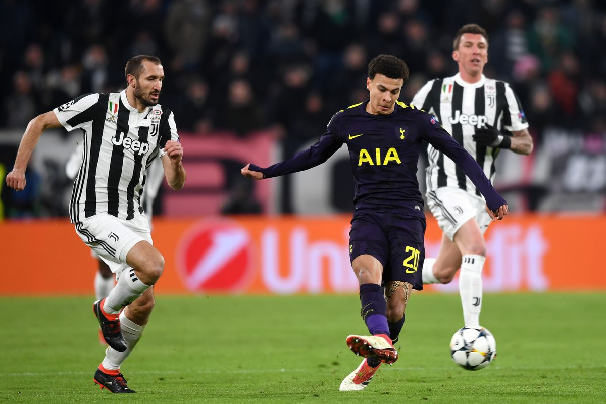 juventus vs tottenham - photo #33