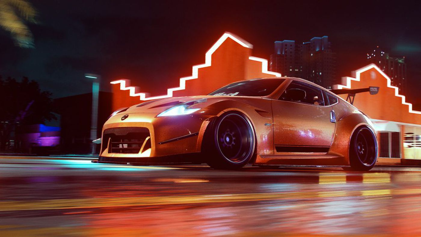 Need For Speed Heat Will Be Ea S First Game With Pc Ps4 And Xbox