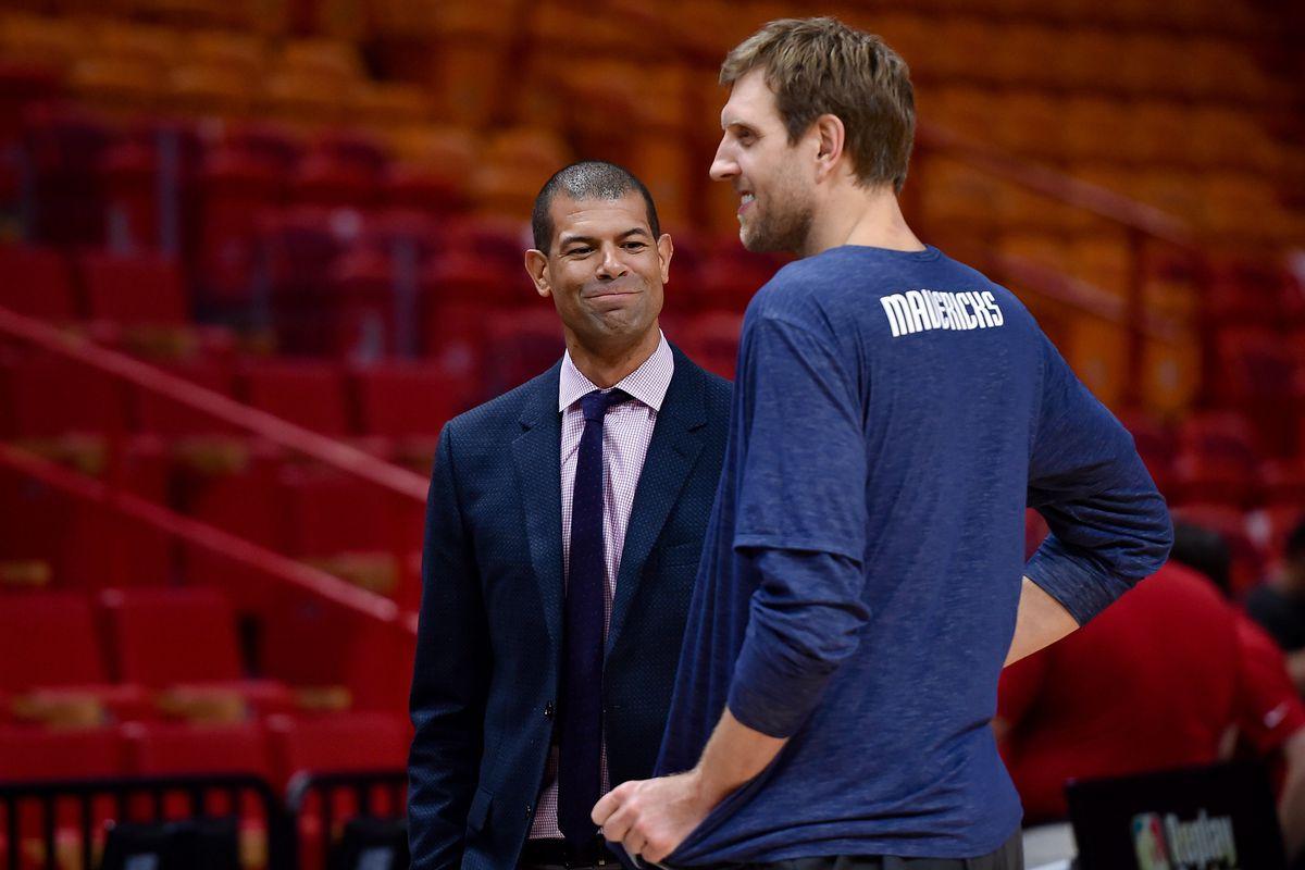 NBA: Dallas Mavericks at Miami Heat