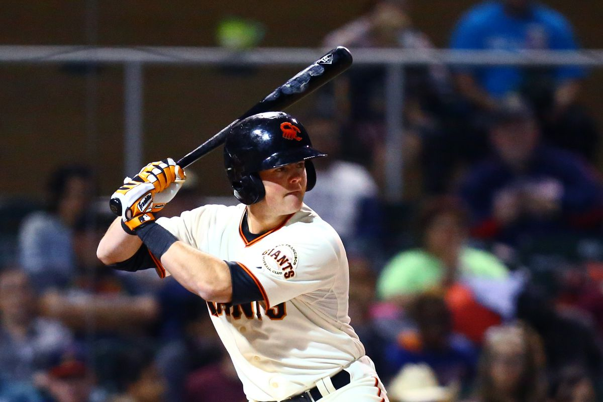 save off b4b12 edc80 San Francisco Giants Top 20 prospects for 2016 - Minor ...