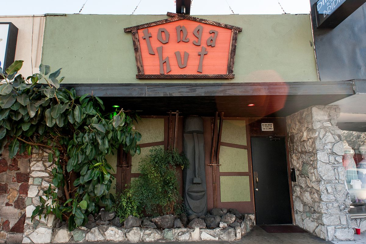Tonga Hut La S Oldest Tiki Bar Has Become Its Greatest