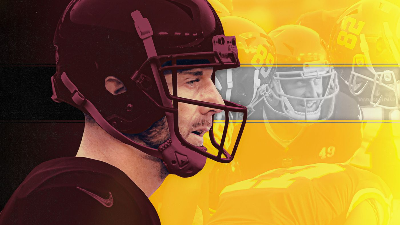 Alex Smith Is The Nfl S Most Terrifying Miracle The Ringer