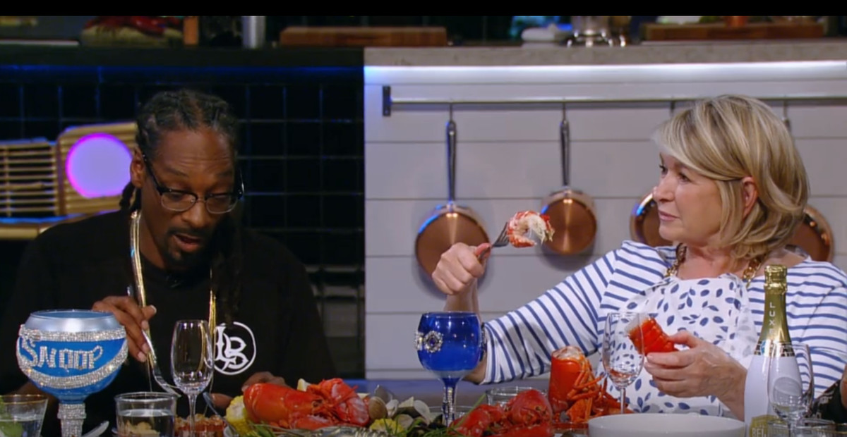 The 5 Best Moments From Martha & Snoop's Potluck Dinner
