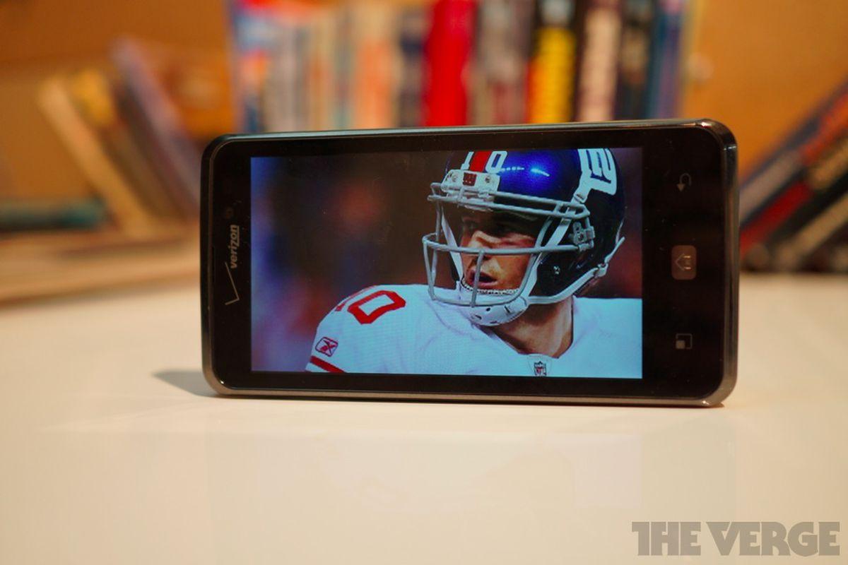 Super Bowl streaming