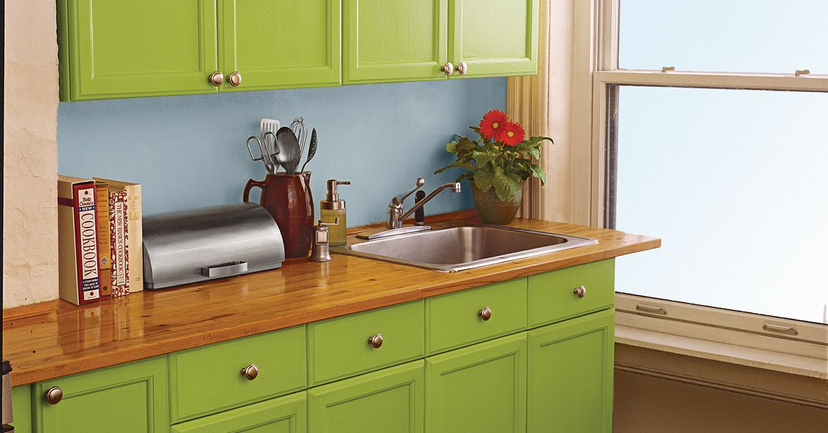 Image of: 10 Ways To Redo Kitchen Cabinets Without Replacing Them This Old House