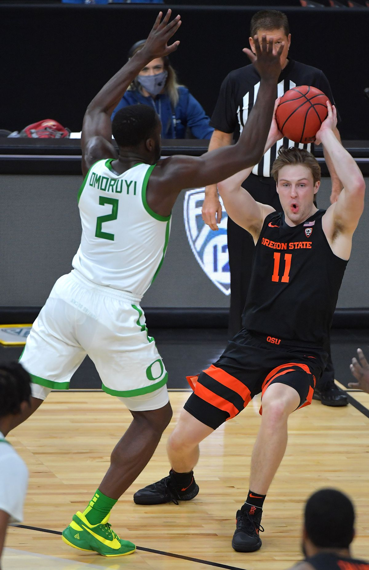 NCAA Basketball: PAC-12 Conference Tournament Oregon vs Oregon State