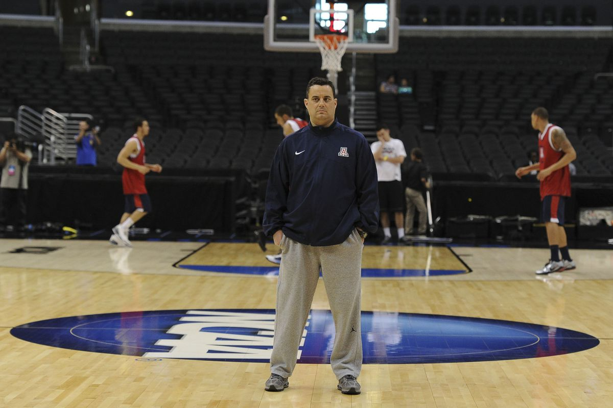 Sean Miller prepares for his fourth Sweet 16 and a matchup with his old boss, Thad Matta.