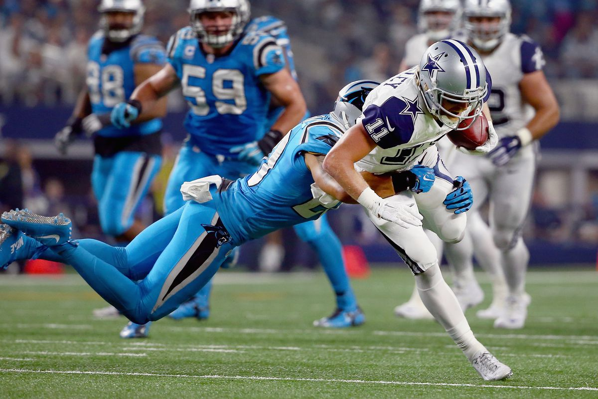83914c4a Know your Cowboys enemy: Scouting the 2018 Carolina Panthers ...