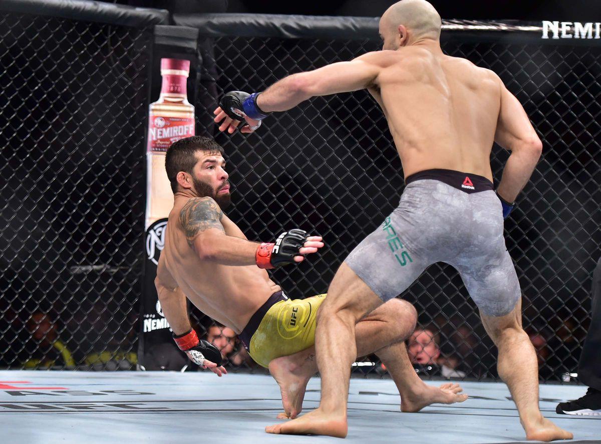 MMA: UFC Fight Night-Fortaleza-Assuncao vs Moraes