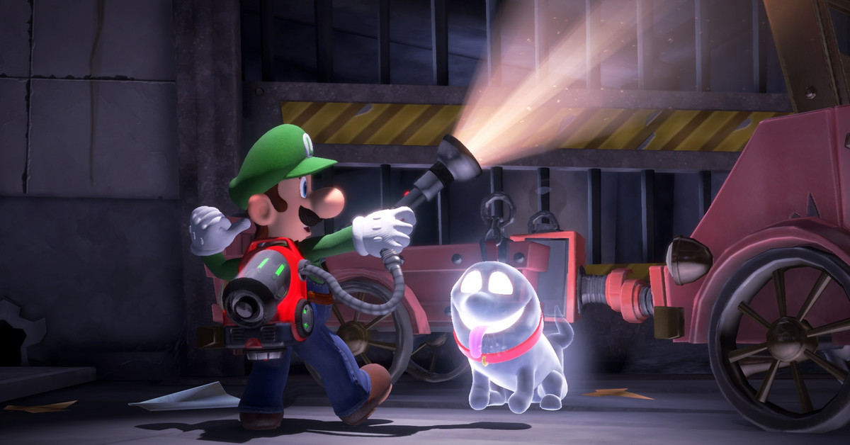 Luigi's Mansion 3 beefs up a Nintendo franchise left in the dark