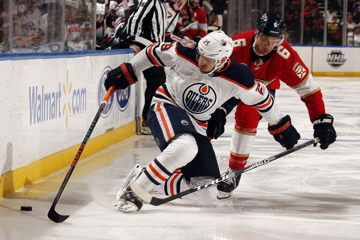 Edmonton Oilers v Florida Panthers
