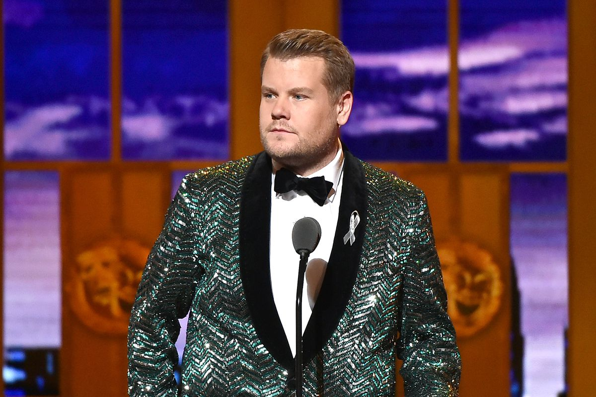 Full Transcript The Late Show Host James Corden On Recode Decode