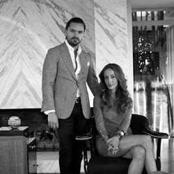 Max and Parisa Fowles
