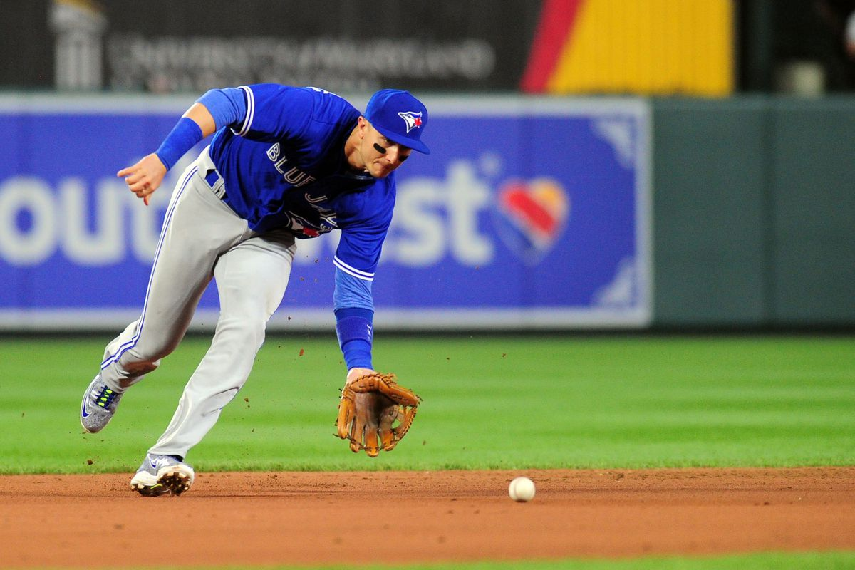 """Troy Tulowitzki promises the Blue Jays are going to be """"just fine"""" after  their slow start 6e503966a"""