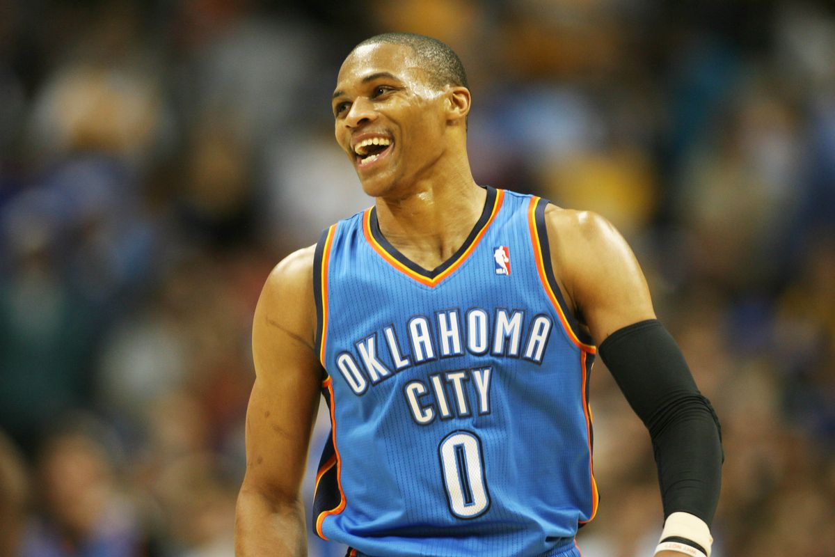 Russell Westbrook. Public enemy number one