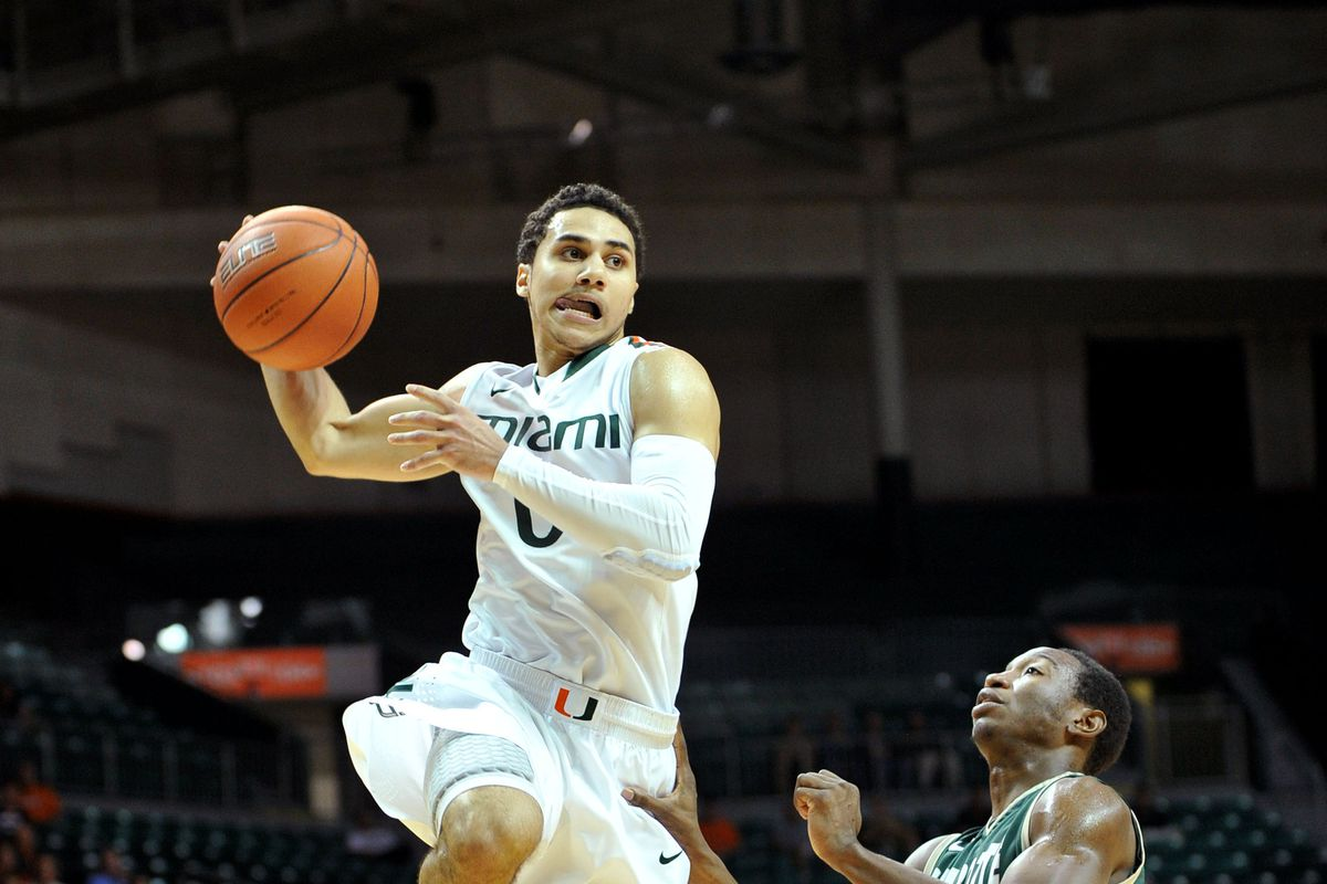 Shane Larkin about to do something ridiculous!