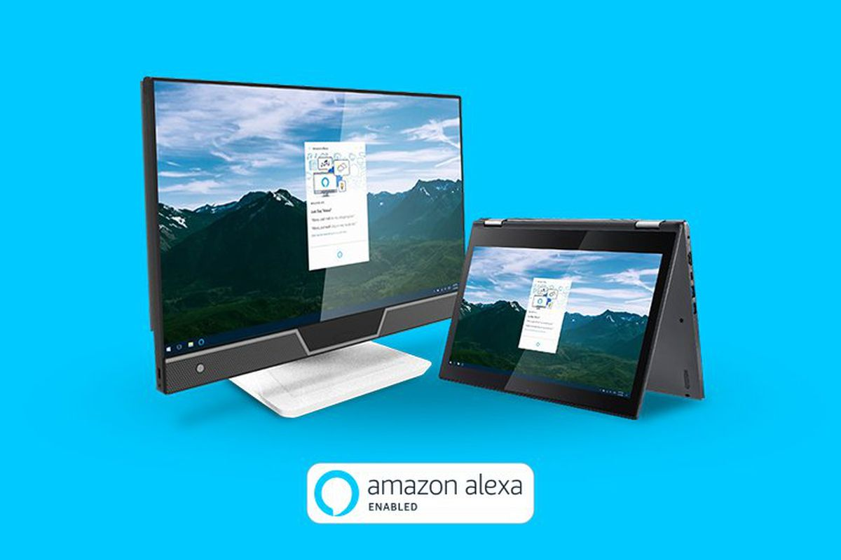 Amazon's new all-in-one and laptop designs could get Alexa into even