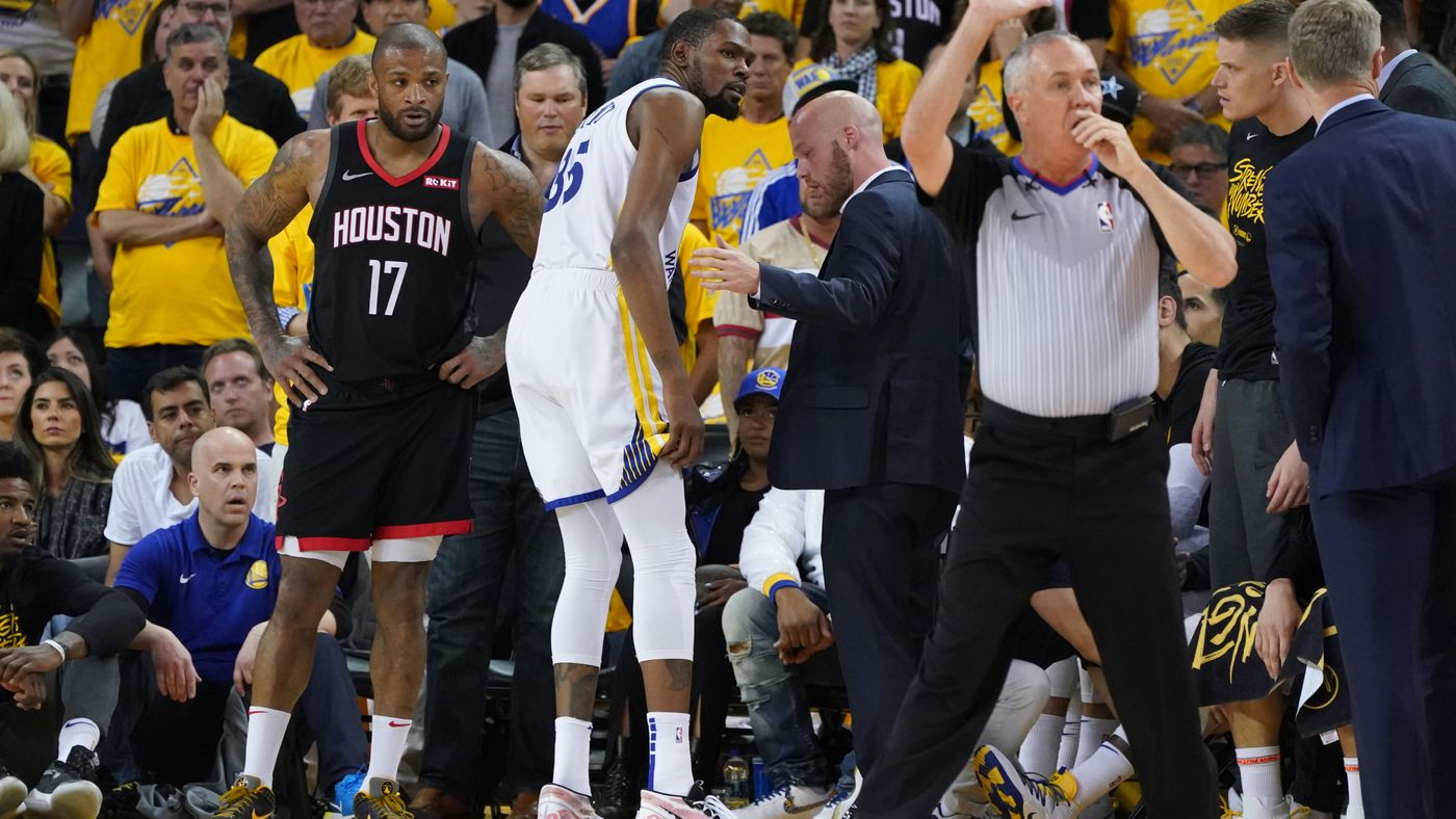 8df81b41a9c Kevin Durant s injury is a right calf strain. At least that s what the  Warriors say - SBNation.com