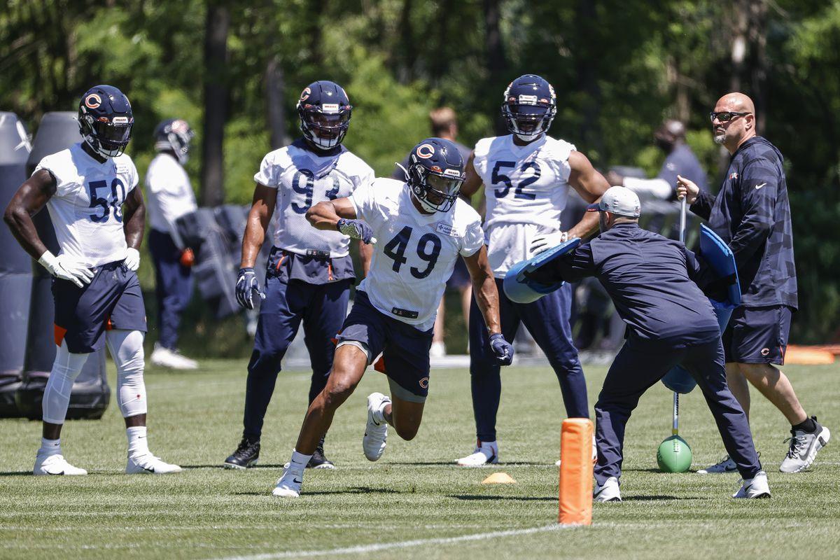 NFL: Chicago Bears Minicamp