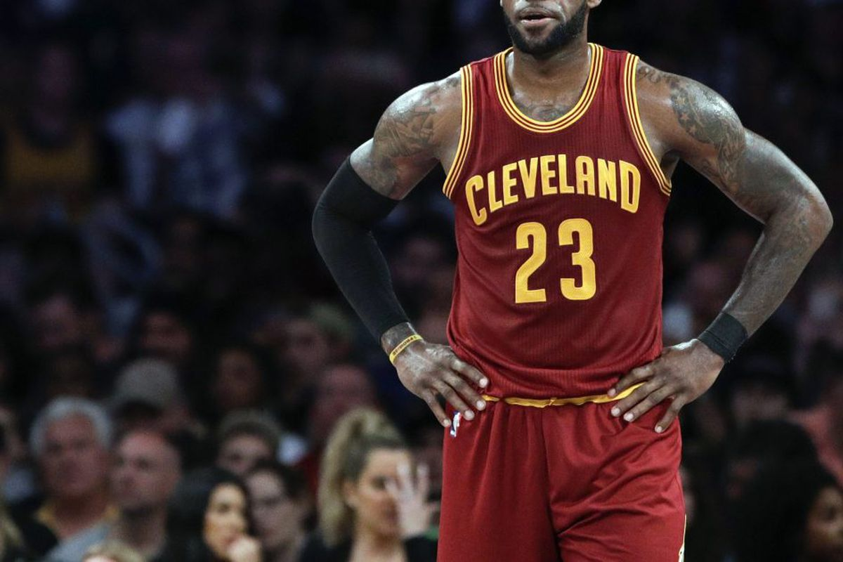 1bca29402 A look at the LeBron James sweepstakes ahead of NBA free agency ...