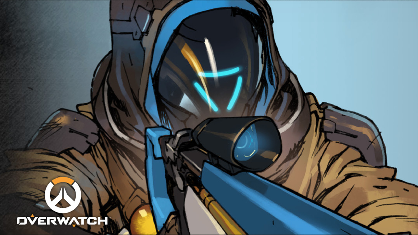 second overwatch ana comic comes with unintended surprise