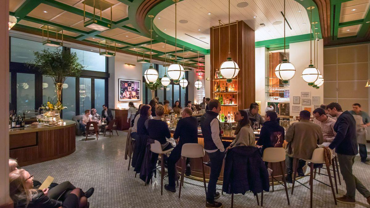 Charlie Bird Restaurant New York