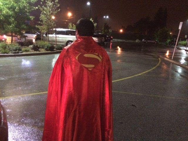 Cory Oskam Superman