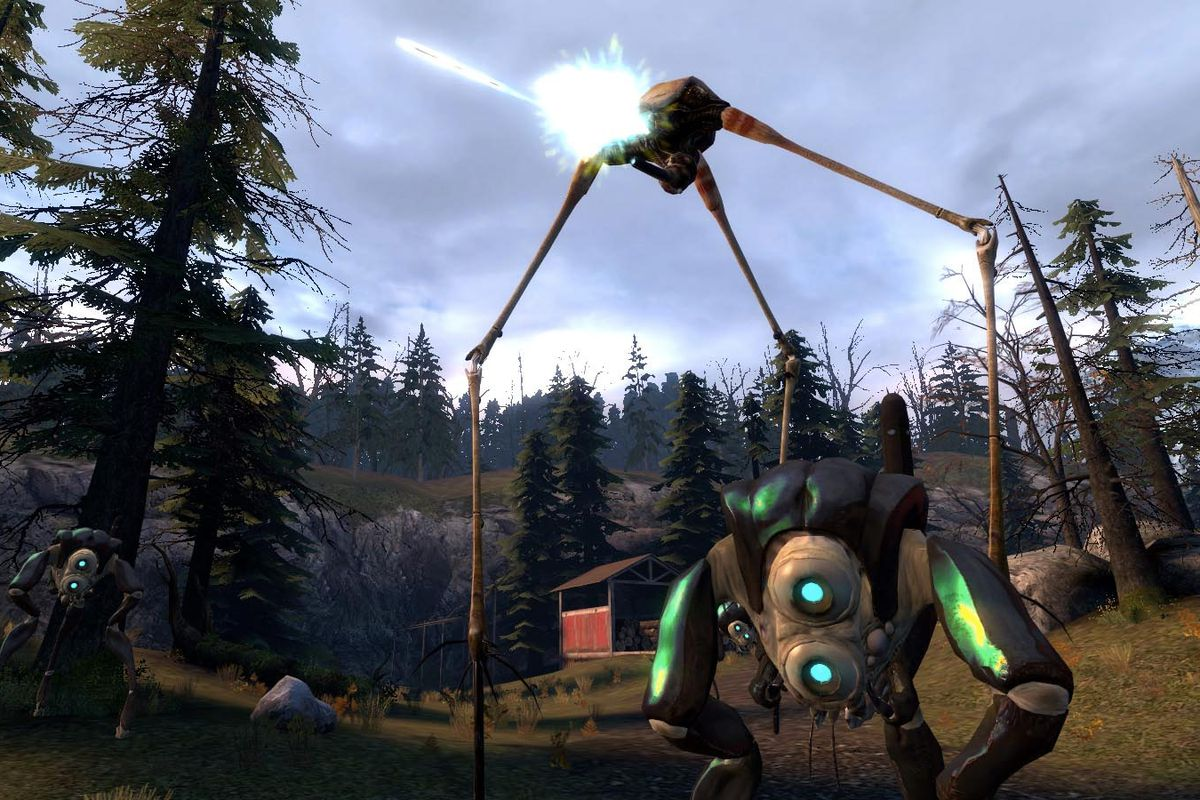 steam users are attacking dota 2 because there s no more half life