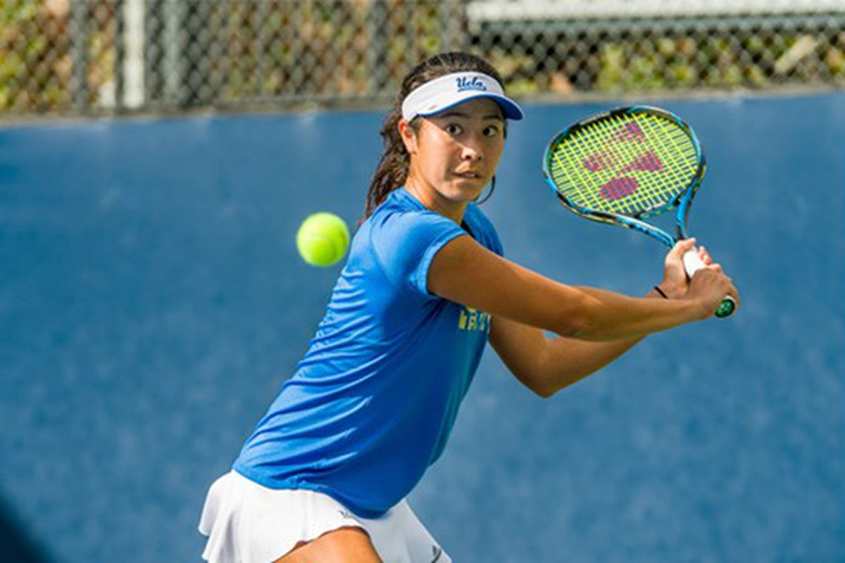 UCLA Women's Tennis Sweeps UCSB, Readies for a Rematch ...