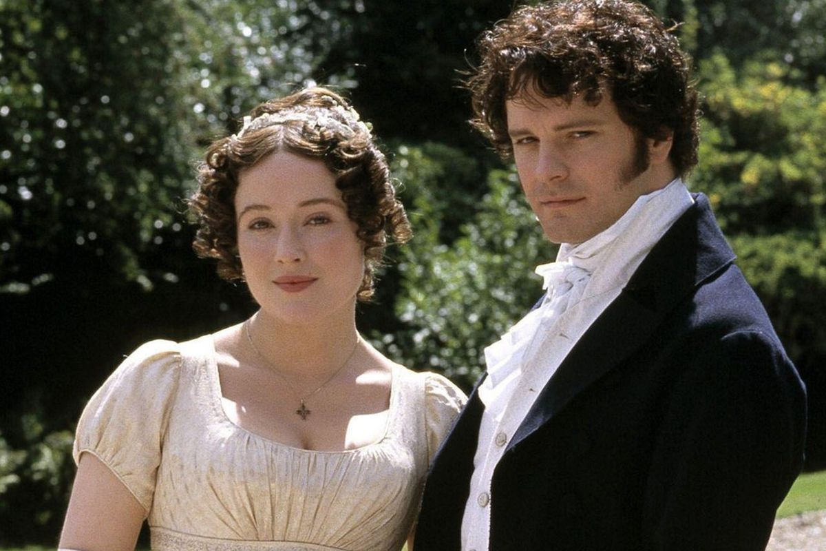 d6bbb850 The BBC's Pride and Prejudice miniseries is the best adaptation of ...