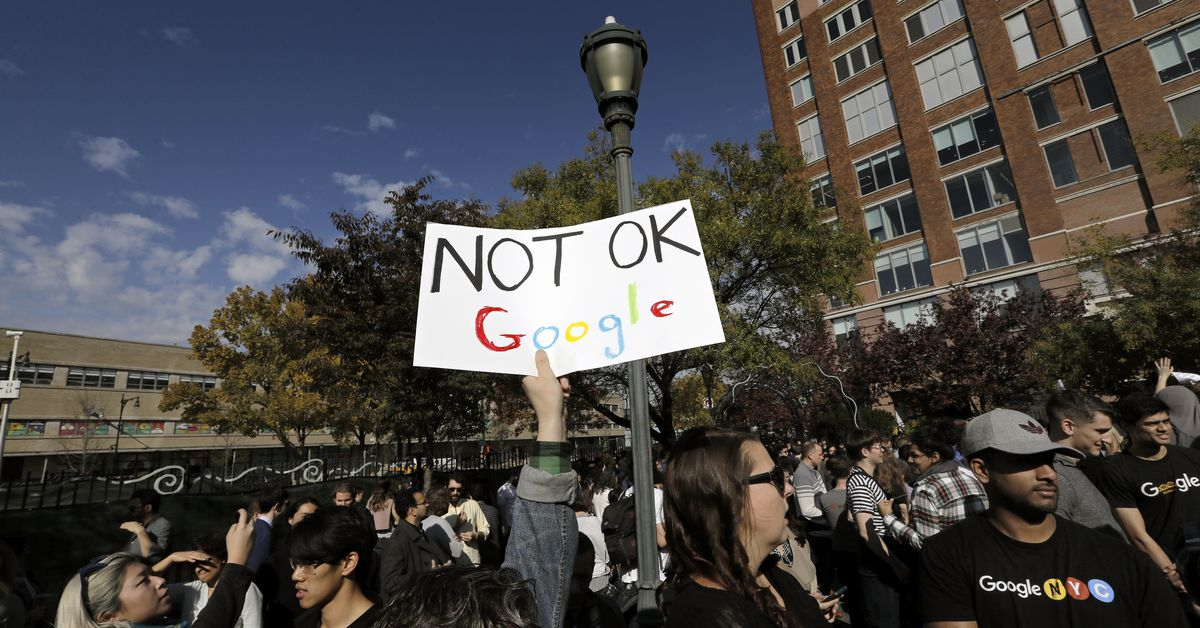 What are you legally allowed to say at work? A group of fired Googlers could change the rules.