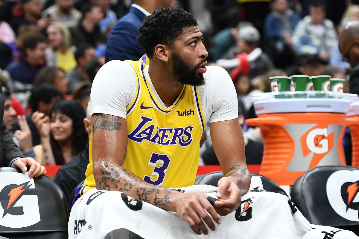 Lakers Injury News: Latest on Anthony Davis, Rondo and Troy Daniels