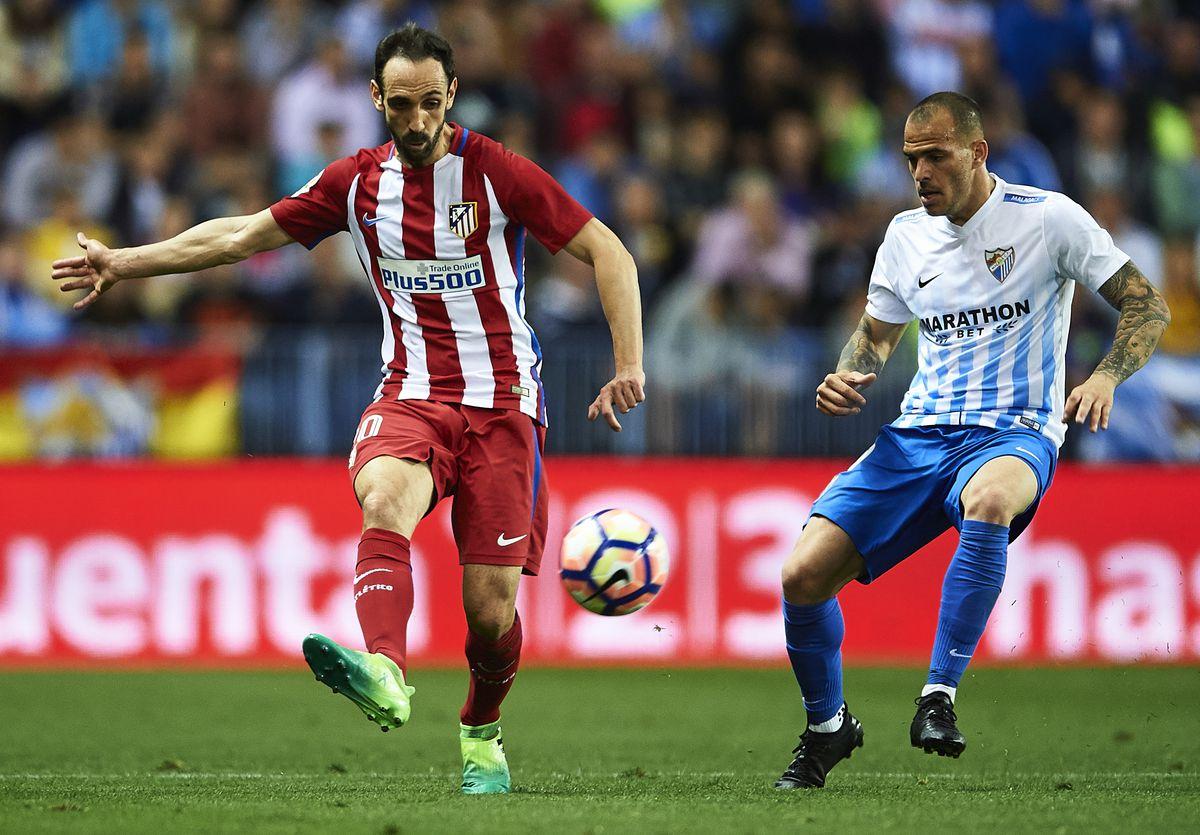 Malaga CF v Club Atletico de Madrid - La Liga