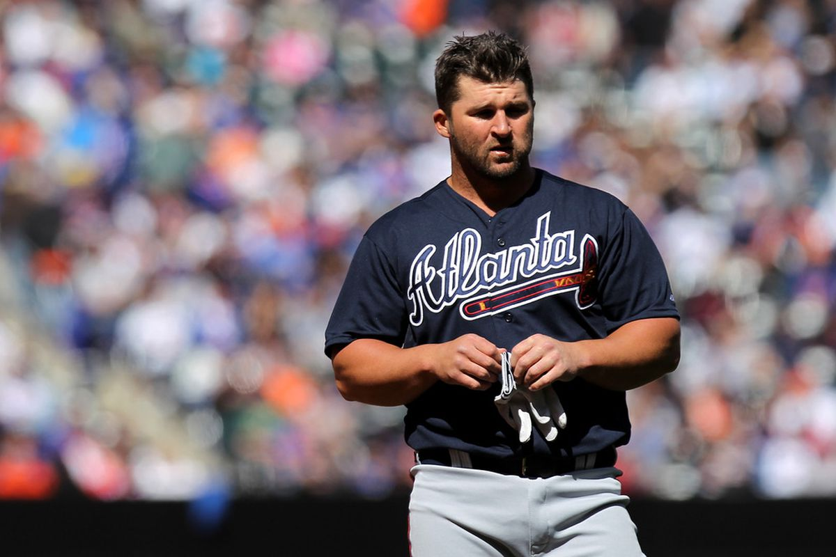 Dan Uggla and the Braves are hoping that they can find some wins in Houston.