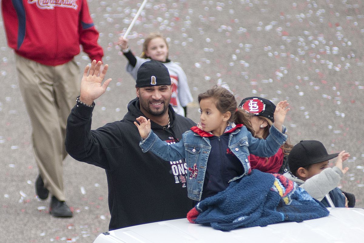 Albert Pujols became a free agent after the Cardinals won the World Series in 2011. The Cubs seemed like a good fit for him. He ended up with the Angels.