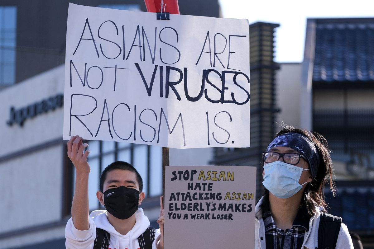 Cathy Park Hong on anti-Asian violence and unlearning internalized racism - Vox