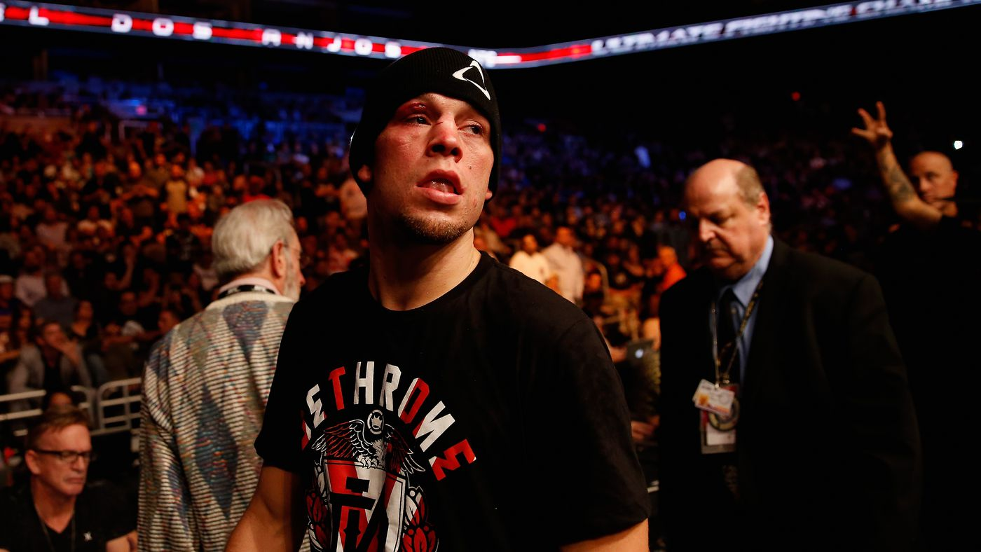 Latest UFC rankings update: Alistair Overeem jumps to No. 6, Nate Diaz (finally) gets the boot