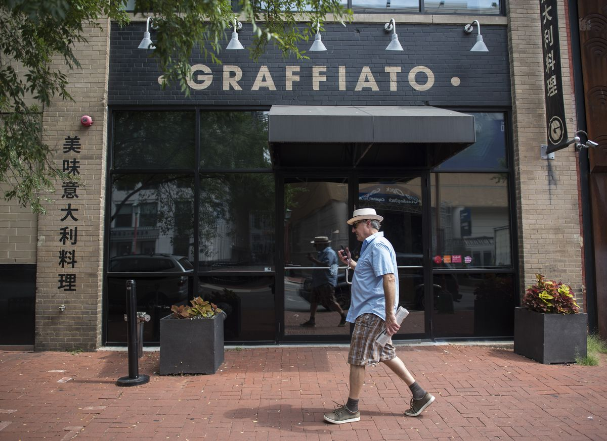 The former Graffiato space is the site of a mysterious new project from Daikaya Group