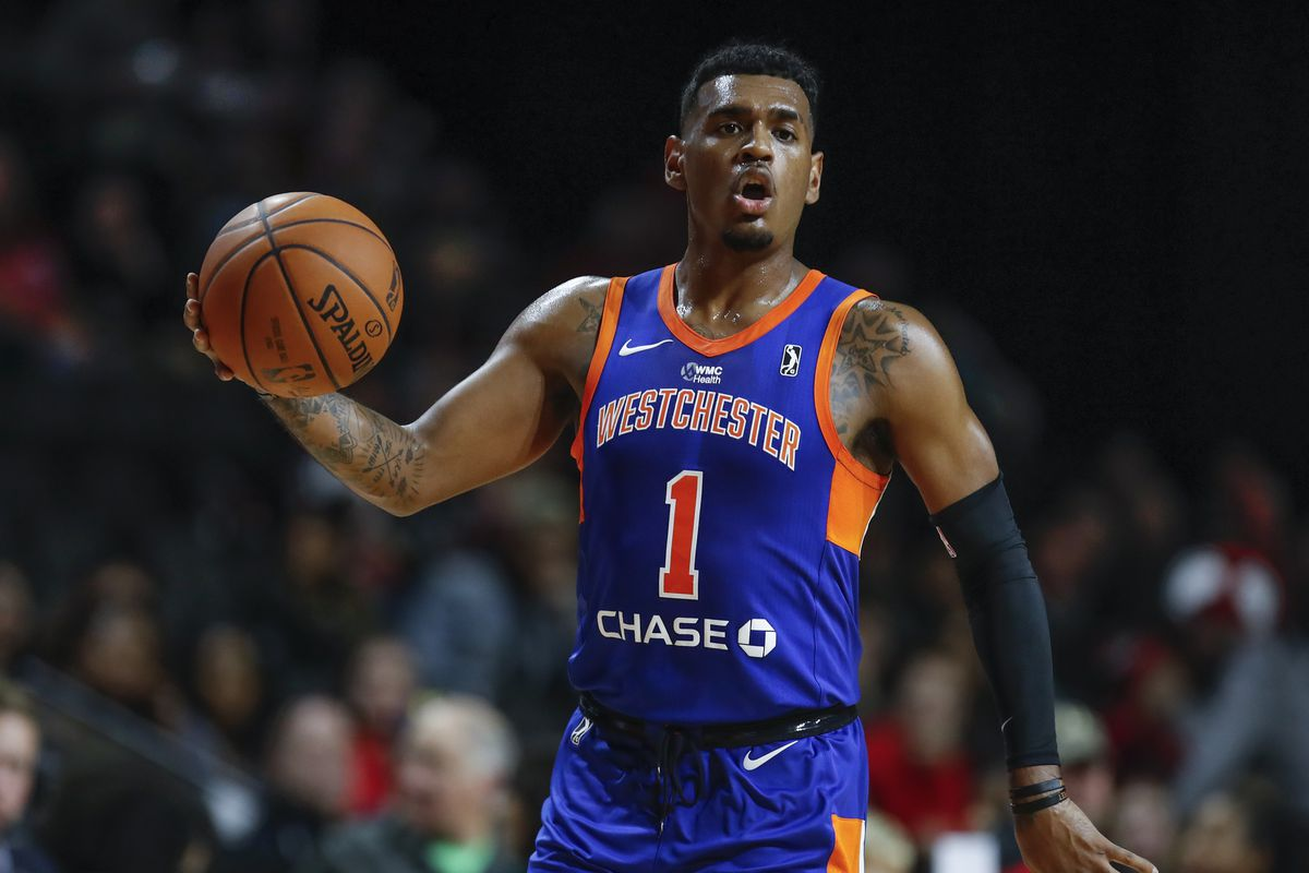 Top Eight Players To Watch In The 2018 NBA G League Showcase