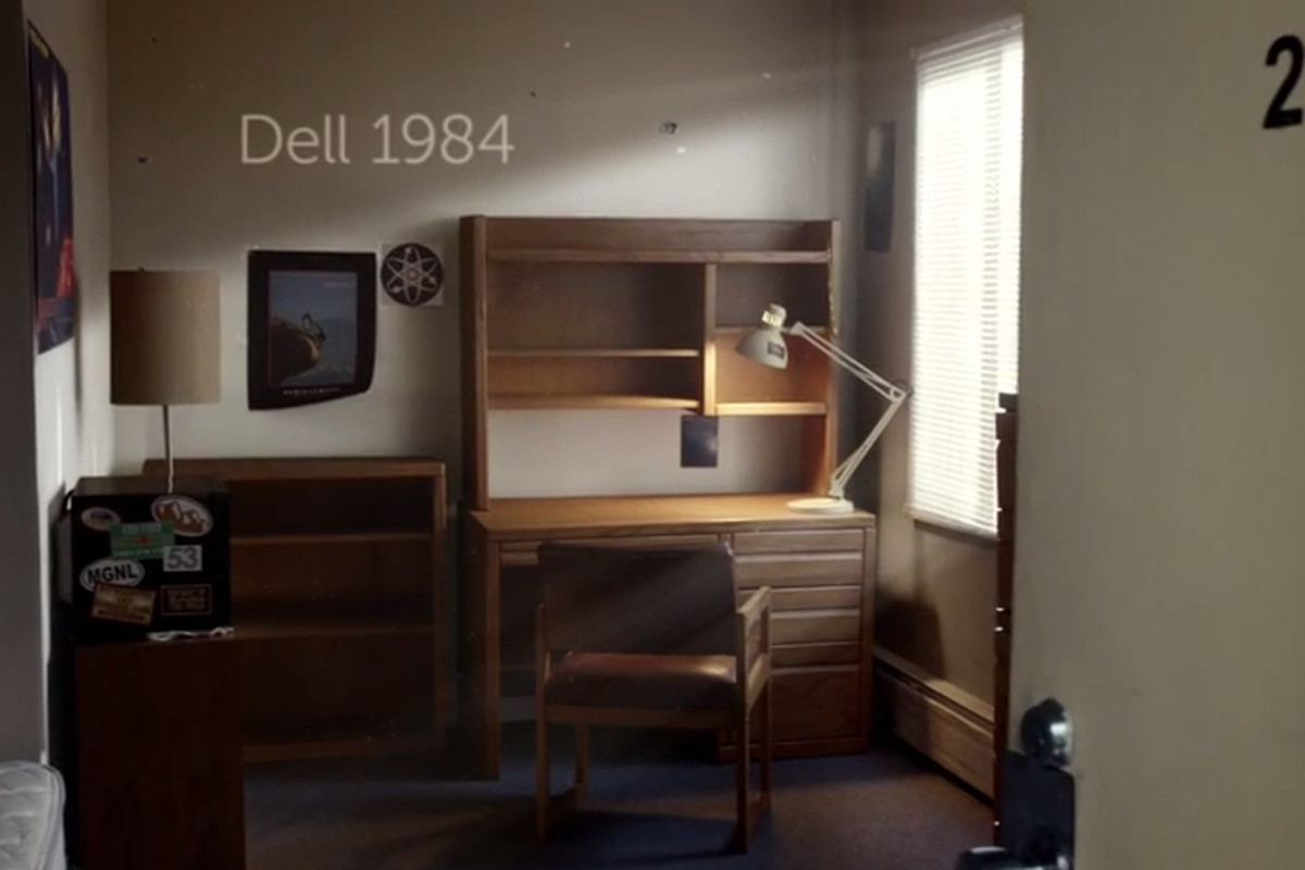 The Good Ride >> Dell touts its humble startup soul in new 'Beginnings' ad spot - The Verge